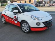 Racing-Look Teilverklebung Opel Adam