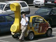 Smart mit Telefonhörer